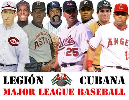 Legión Cubana en Grandes Ligas
