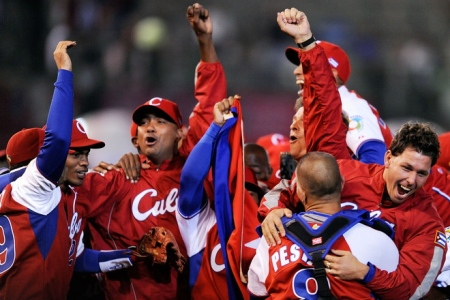 Selección cubana de baseball