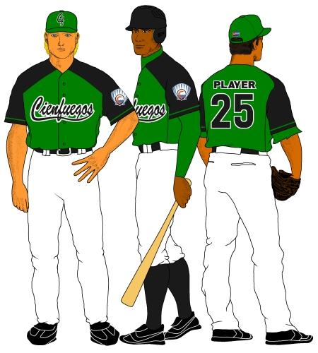 Cienfuegos (uniforme visitante 2011-12)