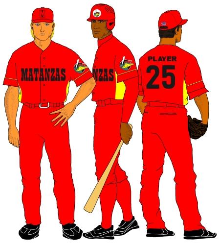 Matanzas (uniforme visitante 2011-12)